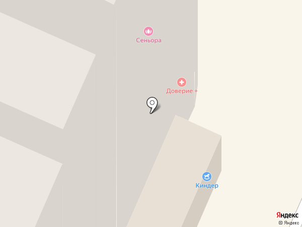 Пульсар на карте Рязани