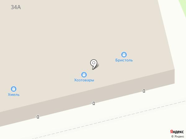 Рыболов на карте Рязани