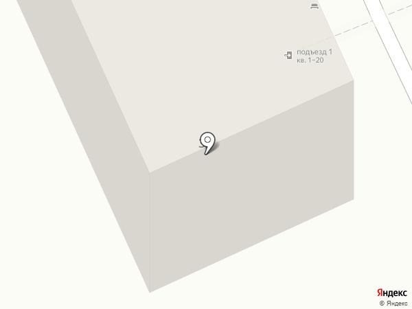 Скатьков на карте Рязани