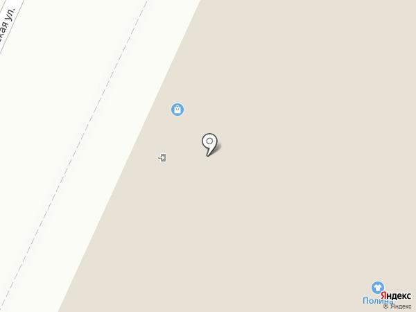 Кавалер на карте Рязани