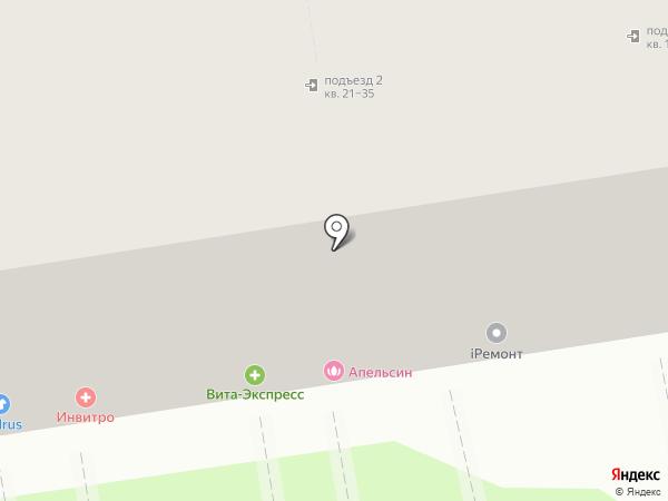Вина кубани на карте Ростова-на-Дону