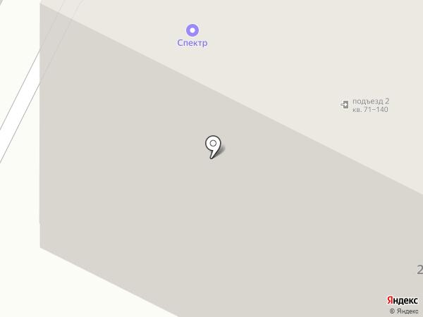 Сапфир, ТСЖ на карте Рязани