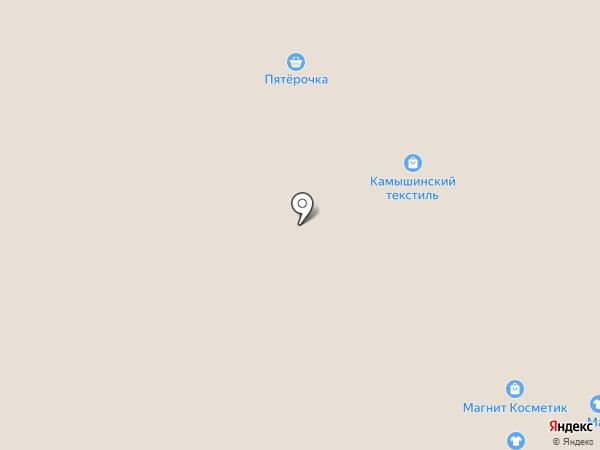 Травы Кавказа на карте Липецка