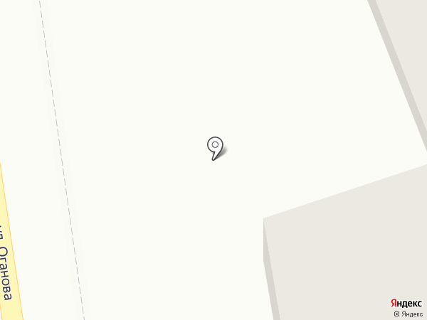 Лебедь на карте Ростова-на-Дону