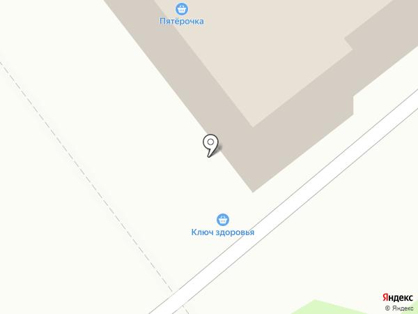 АвтоМодаТюнинг на карте Рязани