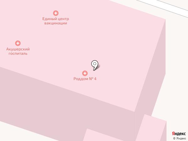 Городская клиническая больница №10 на карте Рязани