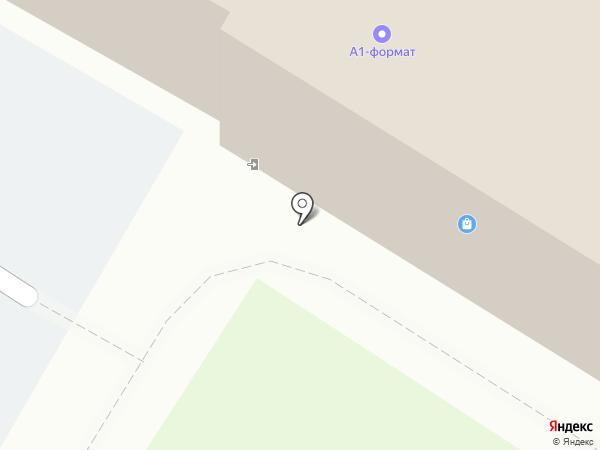 Фемида на карте Рязани