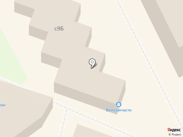 Магазин запчастей для велосипедов на карте Липецка