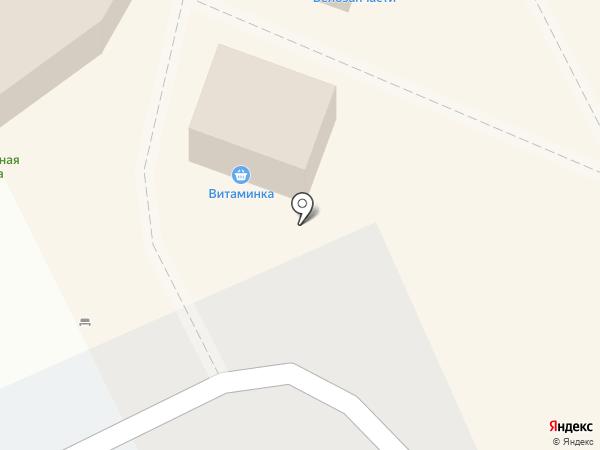 Марианна на карте Липецка