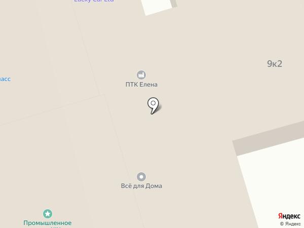 РемСтрой на карте Липецка