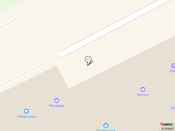 Алоэ на карте Липецка