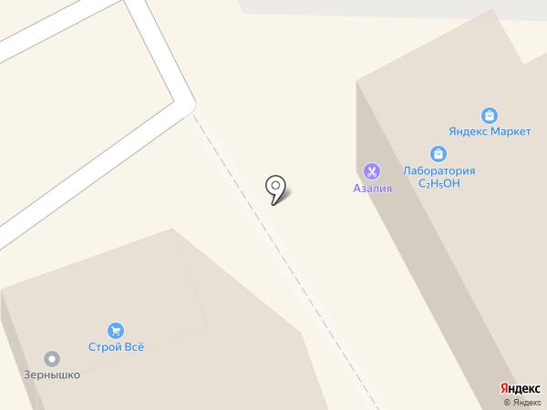 Магазин пакетов и пленки на карте Липецка