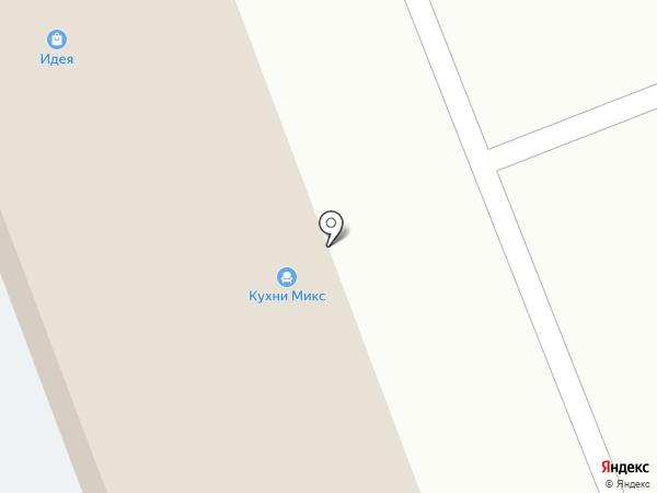 ЛотусМебель на карте Рязани