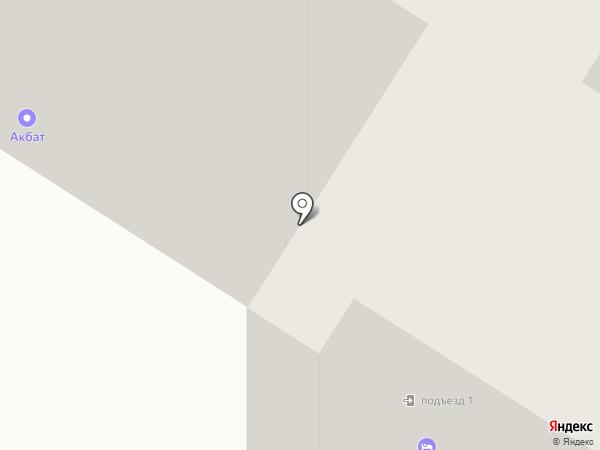 Транспортная фирма на карте Рязани