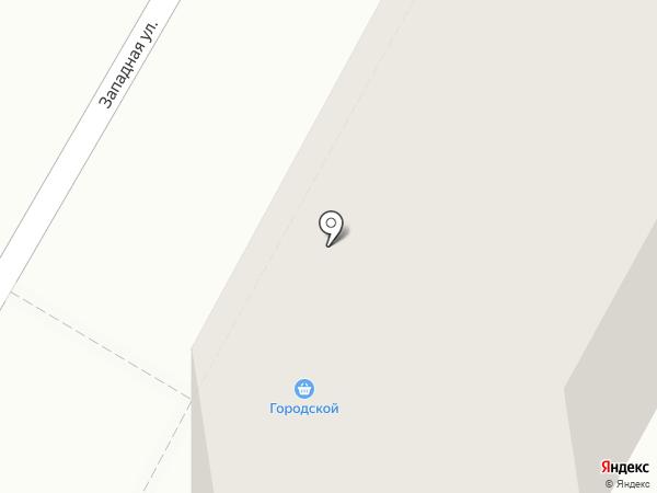 Дарина на карте Рязани