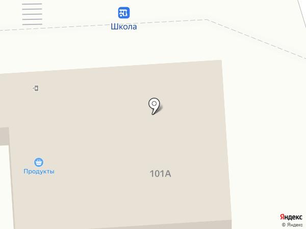 Волчок на карте Рязани