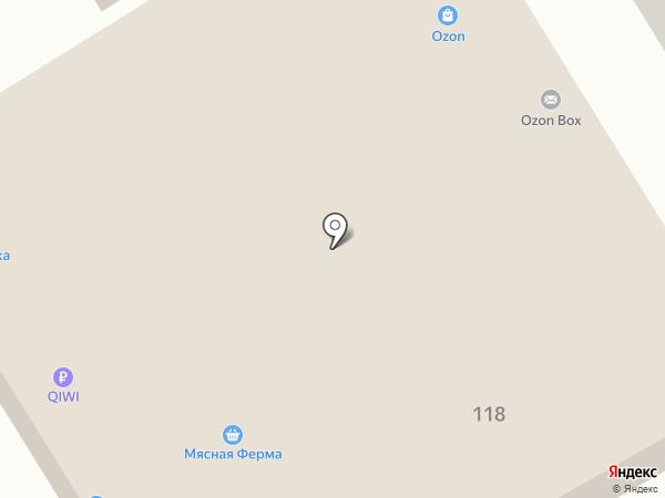 Магазин запчастей для автомобилей ГАЗ, ВАЗ на карте Ростова-на-Дону