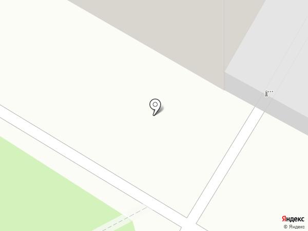 Денталия на карте Рязани