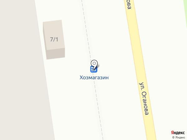 Золотой колос на карте Ростова-на-Дону