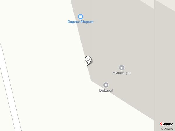 Каролина на карте Рязани