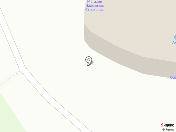 Раменский деликатес на карте Рязани