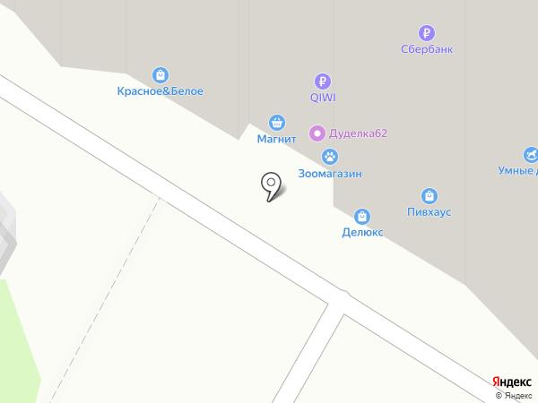 Пивхаус на карте Рязани