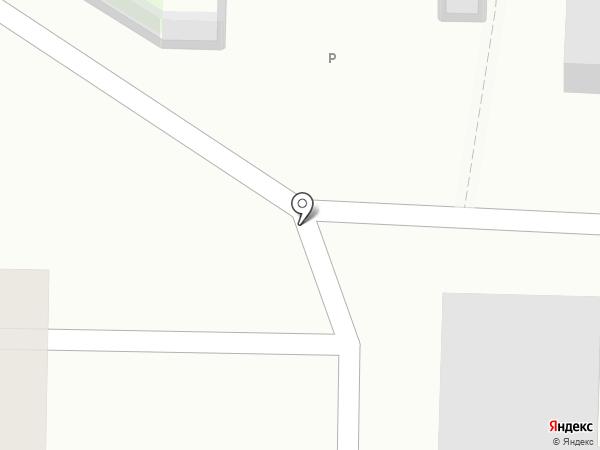 Студия на карте Ростова-на-Дону