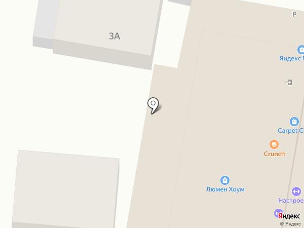 Keramoff на карте Сочи
