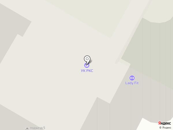 Прованс на карте Рязани