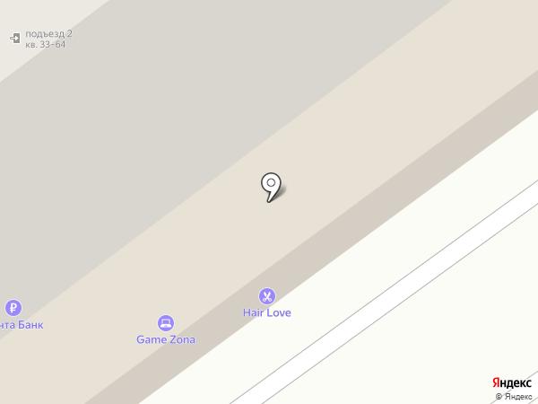 Хмельная лавка на карте Липецка