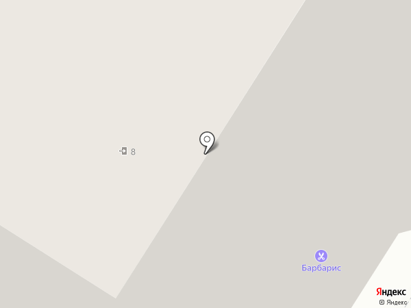 Пешком на карте Рязани