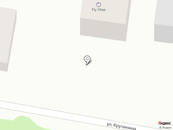 Fly-Step на карте Ростова-на-Дону