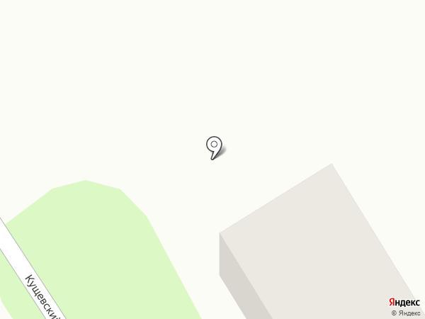 Аварийная служба на карте Ростова-на-Дону