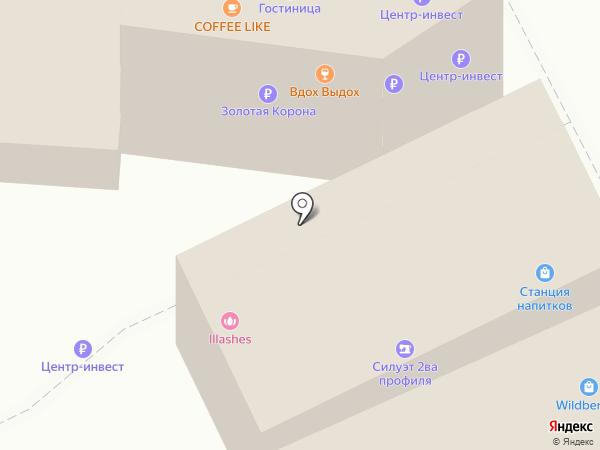 Мята Lounge на карте Ростова-на-Дону