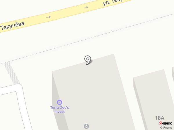 Консалт Гео Групп на карте Ростова-на-Дону