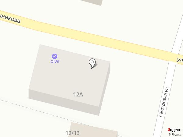 Хмельная лавка на карте Ростова-на-Дону