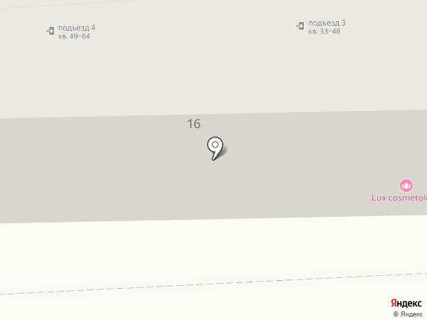 Справедливая Россия на карте Ростова-на-Дону