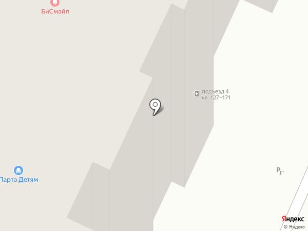 Геалан на карте Рязани