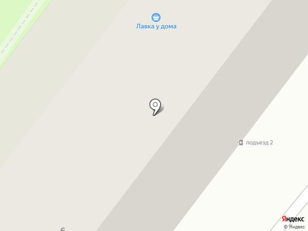 Мясная лавка на карте Молочного