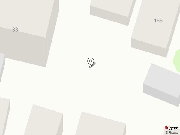 Милый дом на карте Ростова-на-Дону