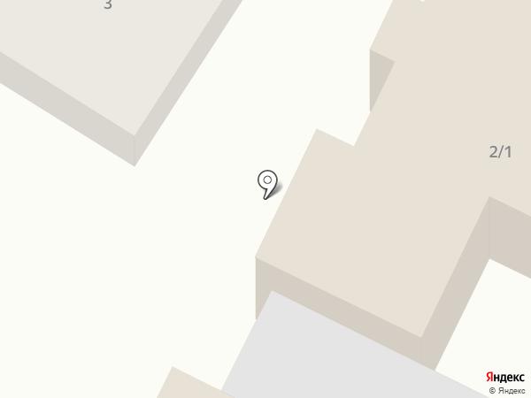 Фан-декор на карте Рязани