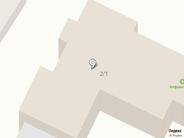 Садовый дворик на карте Рязани