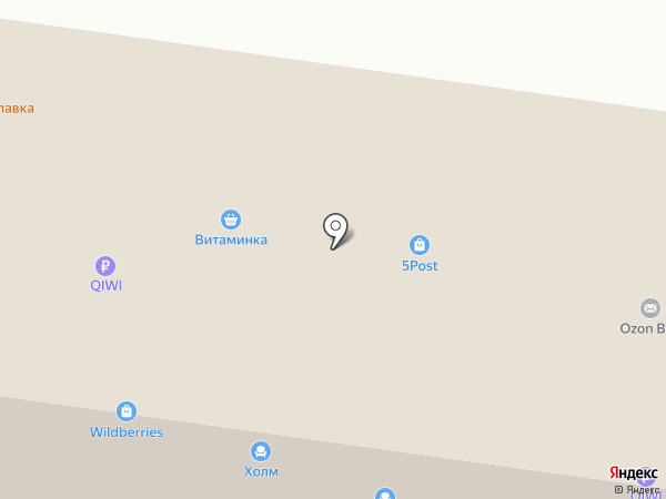 Рыбачок на карте Липецка