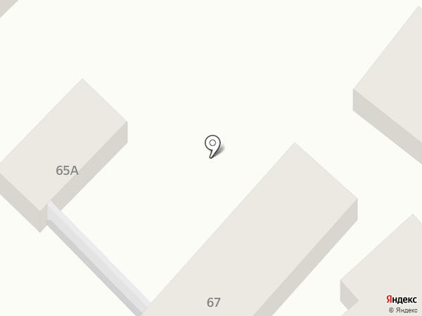 Продуктовый магазин на карте Батайска