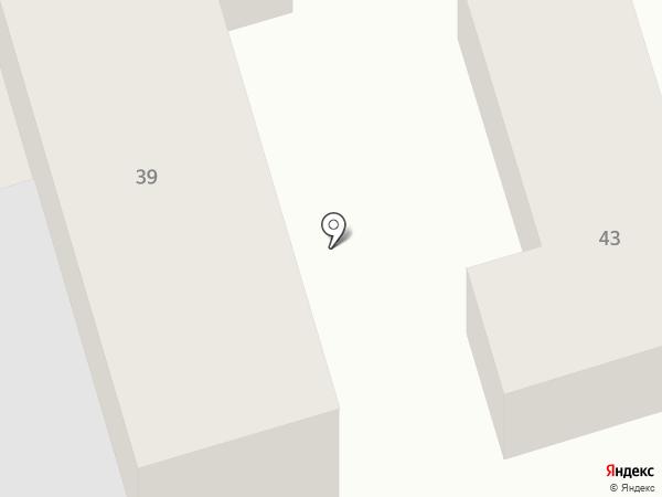 СупраМед-Юг на карте Ростова-на-Дону
