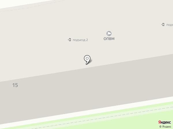 Детский сад №194 на карте Ростова-на-Дону