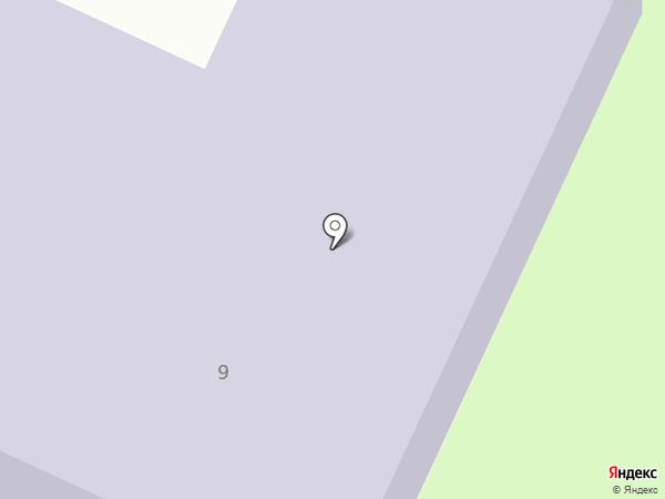ВГМХА на карте Молочного
