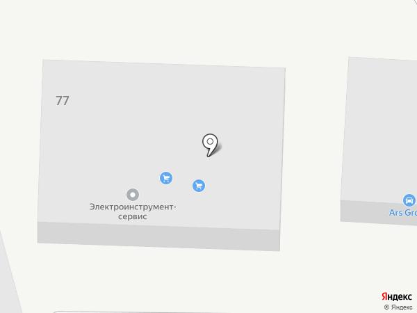 Top Machine на карте Ростова-на-Дону