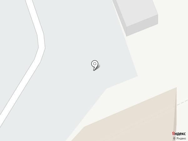 Арена-Авто на карте Ростова-на-Дону