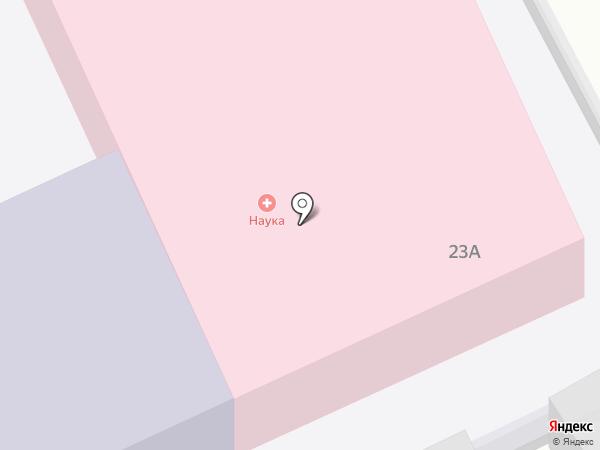 Склад-магазин на карте Ростова-на-Дону